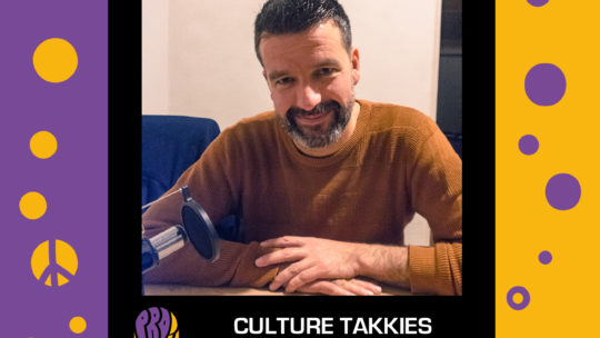 (AUDIO)PODCAST – S02 E07 CULTURE TAKKIES MET EBEL JAN VAN DIJK