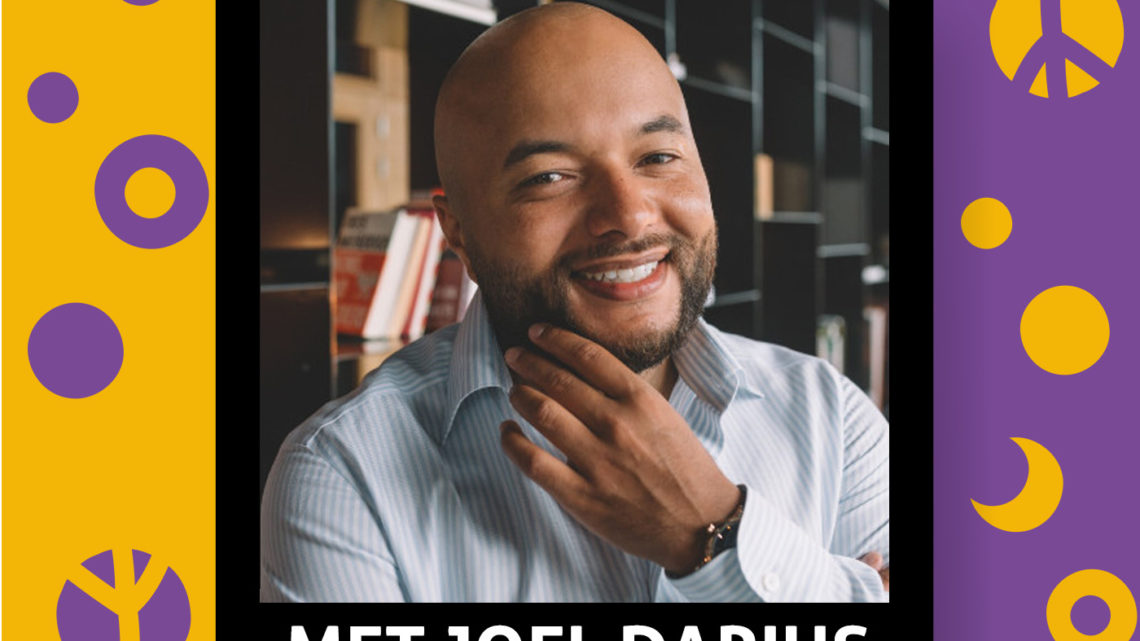 DE BALANS PODCAST (AUDIO) S02E09 – Culturele, Media en ondernemende gesprekken met JOËL DARIUS
