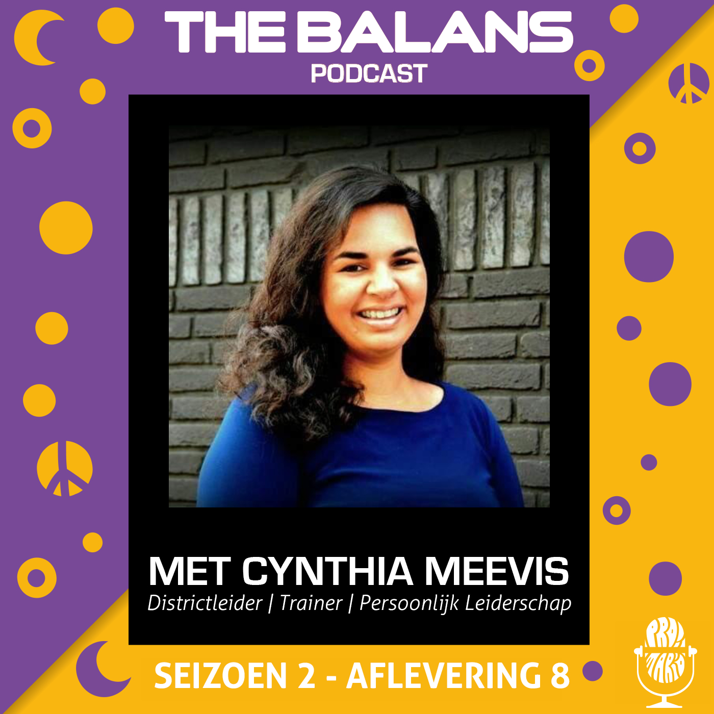DE BALANS PODCAST – S02E12 – WERK & CULTUUR GESPREKKEN MET CYNTHIA MEEVIS