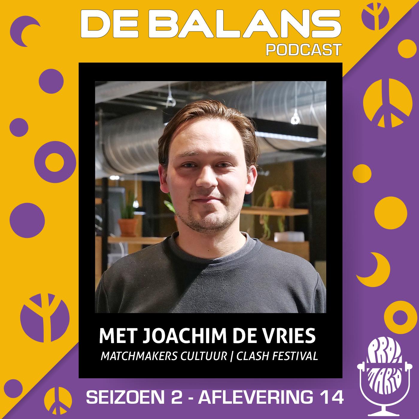 DE BALANS PODCAST – S02E14 MET JOACHIM DE VRIES