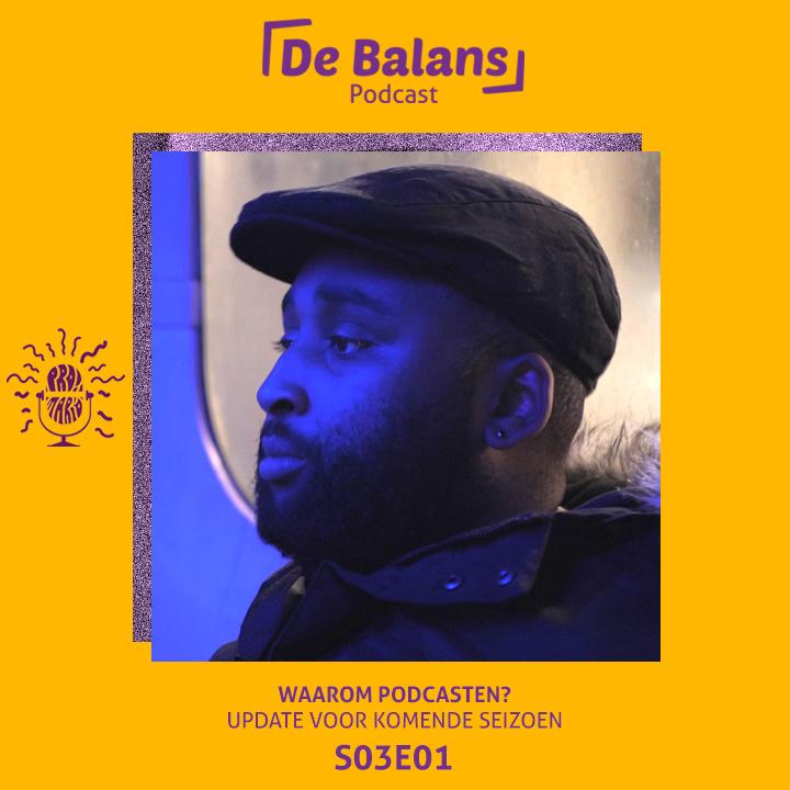 De Balans Podcast Seizoen 3 Aflevering 01 (Een update van Promario)