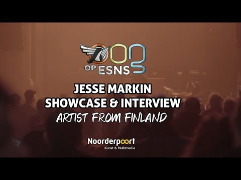 SHOWCASE & INTERVIEW WITH JESSE MARKIN | OOG OP ESNS2020
