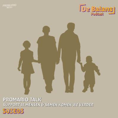 (AUDIO) De Balans Podcast Seizoen 3 Aflevering 03 – SUPPORT JE MENSEN & SAMEN KOMEN WE VERDER
