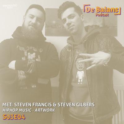 (AUDIO) De Balans Podcast Seizoen 3 Aflevering 04 – Met Frank Stevens & Steven Gilbers